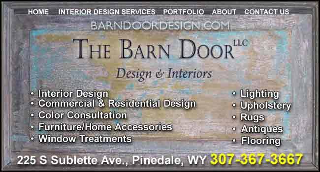 The Barn Door, Interior Design