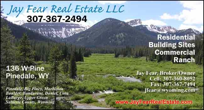 Antelope ridge estates creekside realty llc jay fear real estate llc