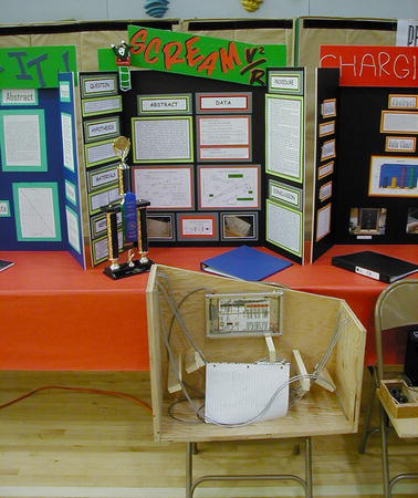 earth science projects for middle school