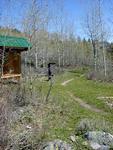 New Fork Trailhead