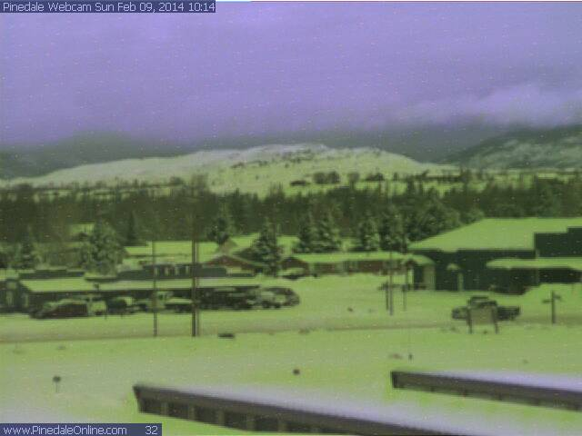 Pinedale Web Cam, by Pinedale Online!